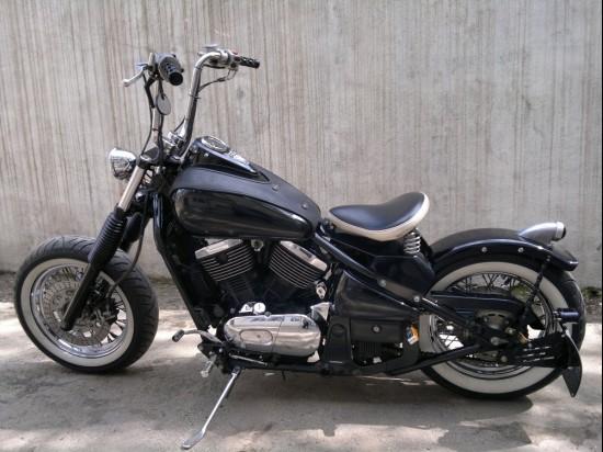 Motociclete Custom